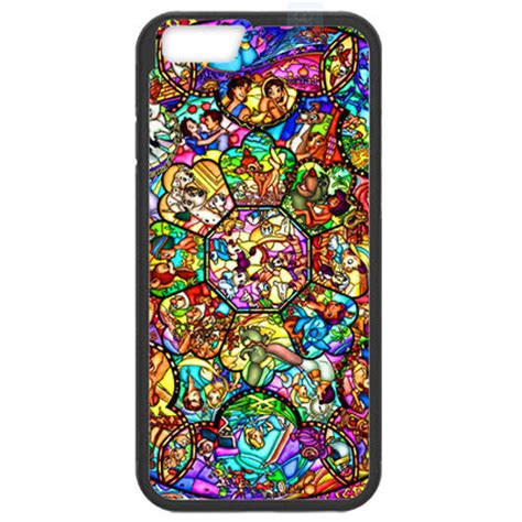 Casing Iphone 5 5s Stained Glass Custom all characters stained glass cell phone bags cover for for iphone 4s 5 5s 5c 6 plus samsung