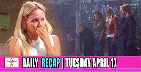 yr recap one night the young and the restless recaps the young and the restless yr recap jt gets an im