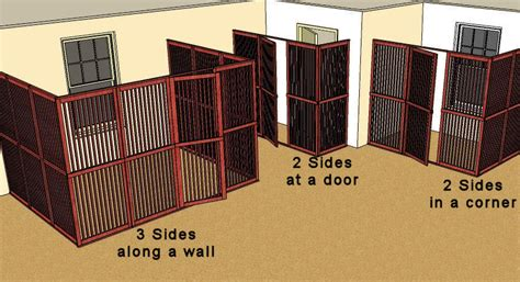 Room Dividers For Pets - indoor cat and dog enclosure room divider