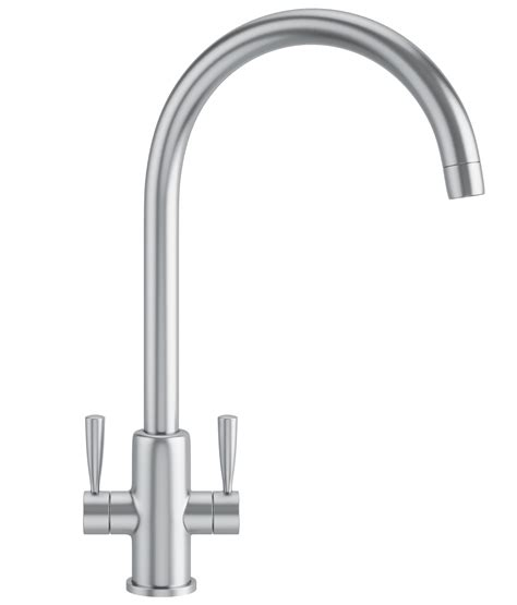 kitchen sink taps franke ascona kitchen sink mixer tap silksteel 1150250636
