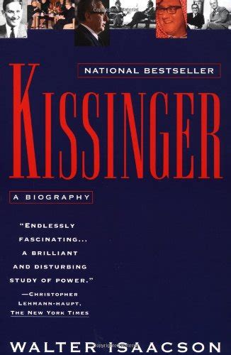 kissinger a biography kissinger a biography