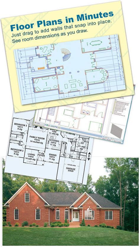 hgtv home design software for mac download design floor plans in minutes with hgtv 174 floor plan software