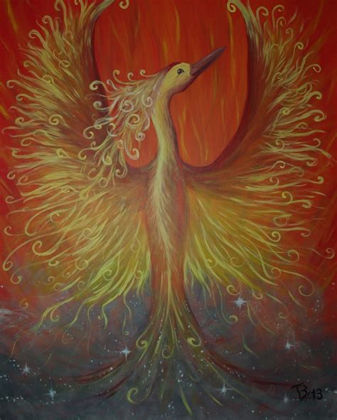 phoenix aus der asche image art by traumf 228 nger on kunstnet