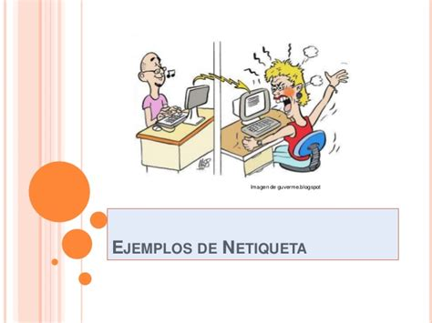 imagenes sensoriales con sus ejemplos ejemplos de netiqueta