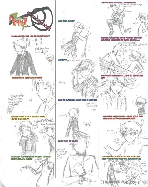Kink Meme - aph kink meme america by dragonartist22 on deviantart