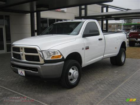 dodge ram 3500 regular cab for sale 2011 dodge ram 3500 hd st regular cab 4x4 dually in bright