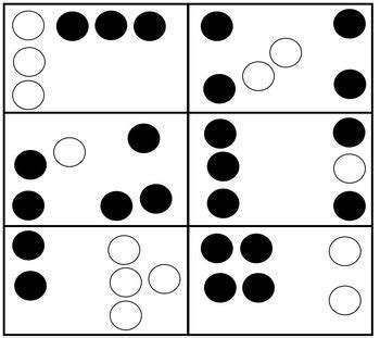 printable dot cards for subitizing subitizing with dot cards by tara west teachers pay