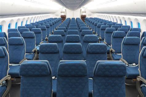 korean air seat where to sit when flying korean air s 787 9 economy