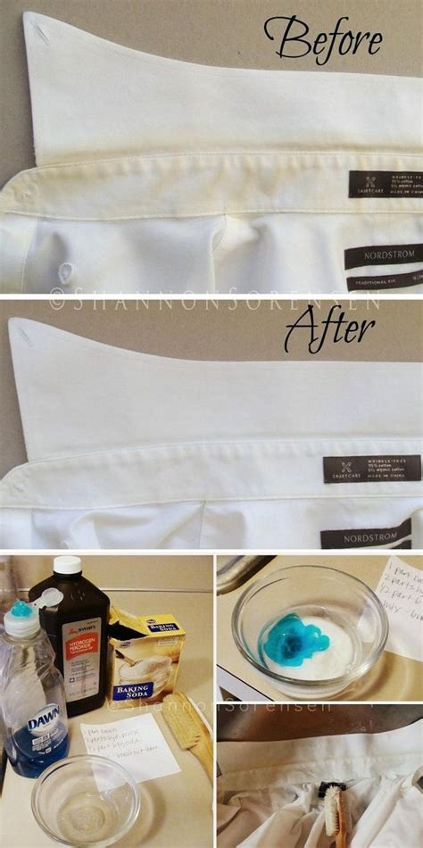 How To Get Yellow Stains Out Of Pillows by 1000 Ideas About Remove Yellow Stains On Laundry Whitening Whiten Pillows And