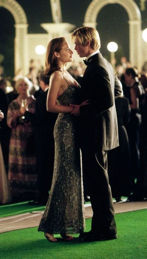 claire forlani and brad pitt relationship susan and joe meet joe black on screen romances
