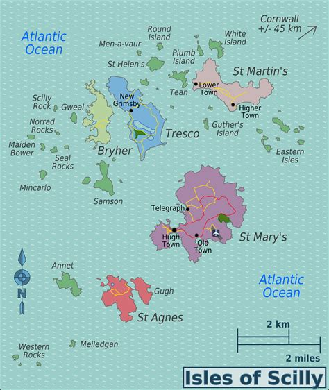 map of isles file isles of scilly map png
