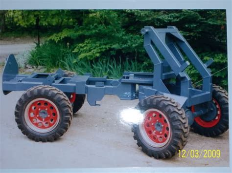 homemade 4x4 4x4 articulated loader page 2 mytractorforum com the
