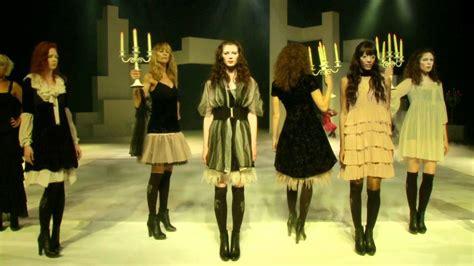 le soleil des scorta 2742760180 quot mais il est o 249 le soleil quot video fashion show winter 2011 youtube