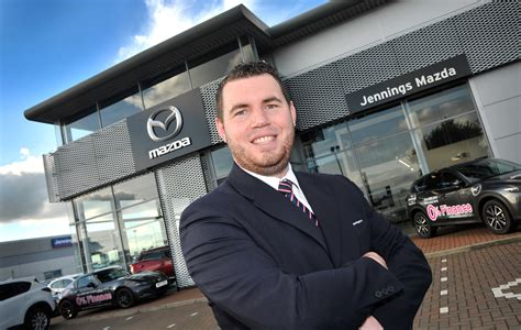 mazda middlesbrough adam steps up to take on managerial at mazda