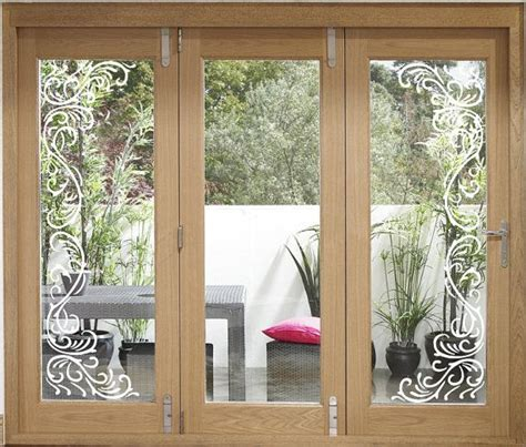Decorative Window Decals For Home by Etched Glass Window Element Vinyl Sticker Decal G30