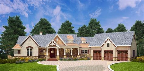 mountain ranch house plans plan 12279jl mountain ranch with expansion and options