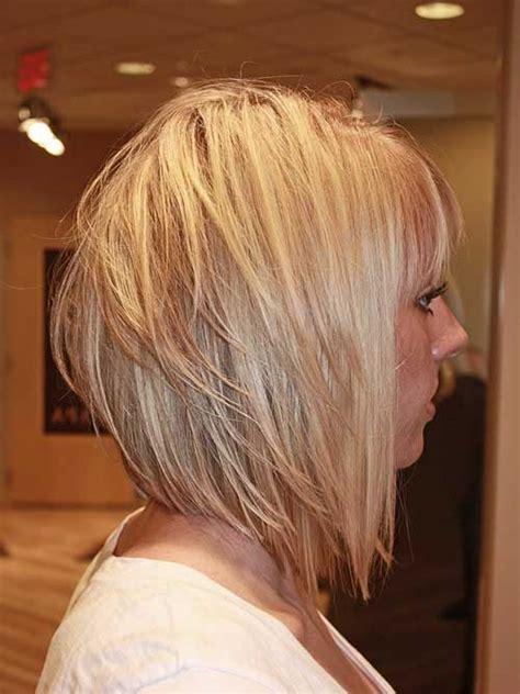 liway bob cut model blonde cute short medium graduated hair recipes to cook