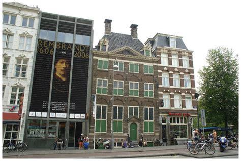 rembrandt house museum in pullmann viaggia in tutta europa a prezzi scontati praga vienna parigi