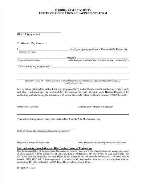 Resignation Letters Exle by 33 Simple Resign Letter Templates Free Word Pdf Excel Format Free Premium