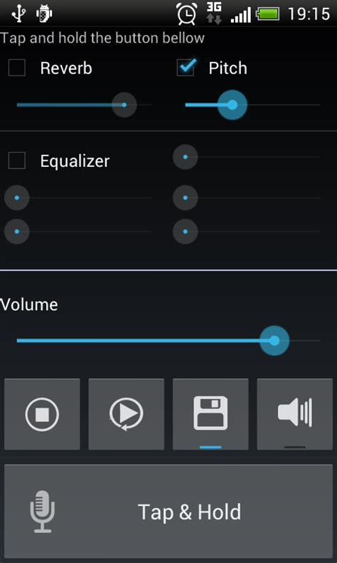 pitch changer apk vmod voice changer android apps on play