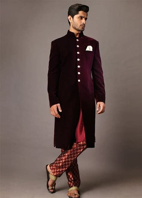 Latest Mens Wedding Sherwani Trends 2019 by Top Pakistani