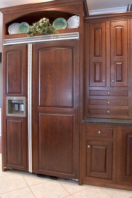 how to cover refrigerator with cabinet top cabinet front refrigerator on refrigerator wood panels