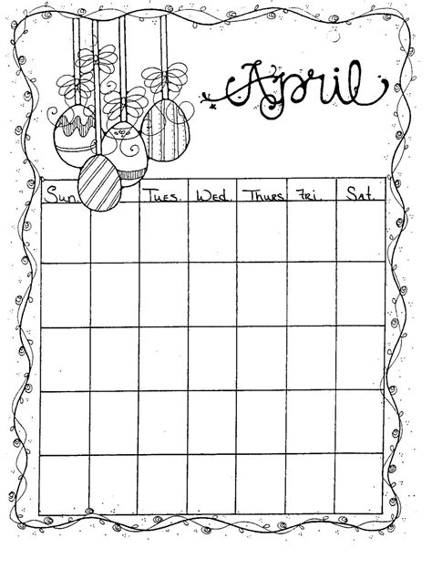 blank monthly planner pages connie s file cabinet monthly blank calendar pages for a year