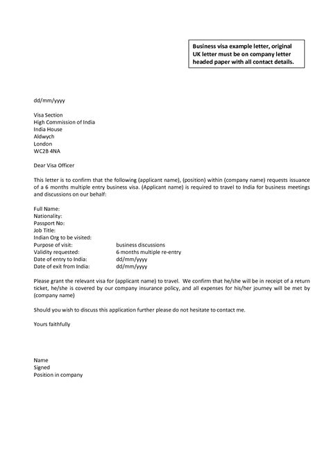 Formal Business Letter Template Uk Correct Letter Format Uk Best Template Collection