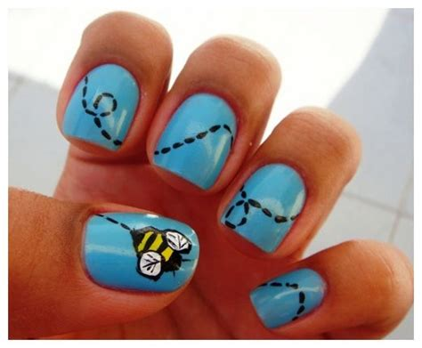 Easy Fingernail by Easy Fingernail Designs Cool Nail Designs Easy To Do At
