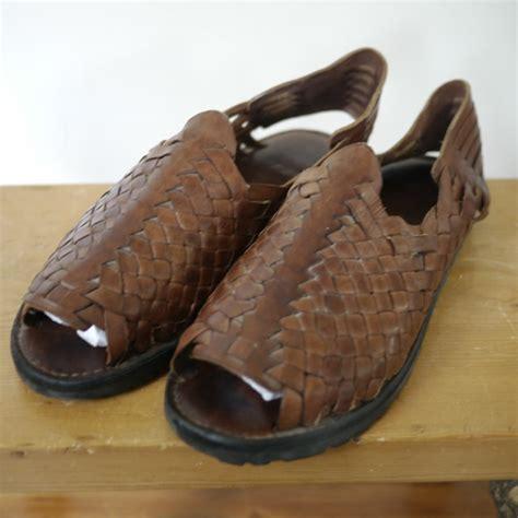 huarache sandals  tire soles huarache sandals