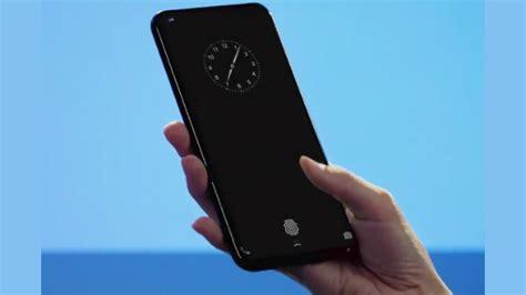 Samsung Galaxy S10 Fingerprint by Samsung Galaxy S10 Confirmed To Sport In Display Fingerprint Reader Gizbot News