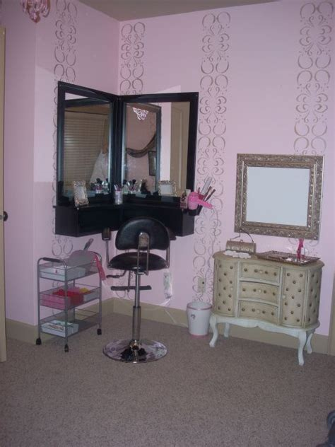 the glam room glam room home decor girly rooms