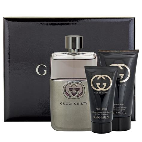 Gucci Guilty For 90ml buy gucci guilty for 90ml 3 set at