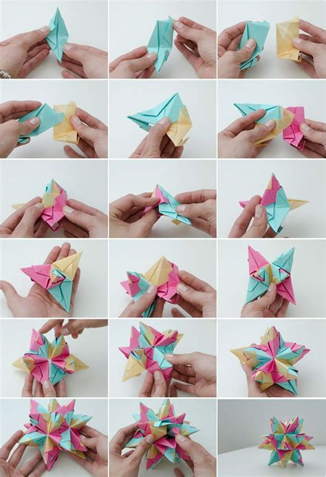 Origami Diy - diy origami wedding ideas