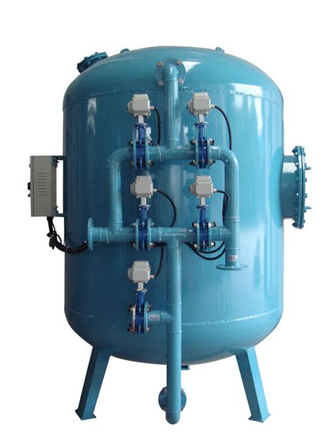Multimedia Filter china groundwater pretreatment pressure filtration