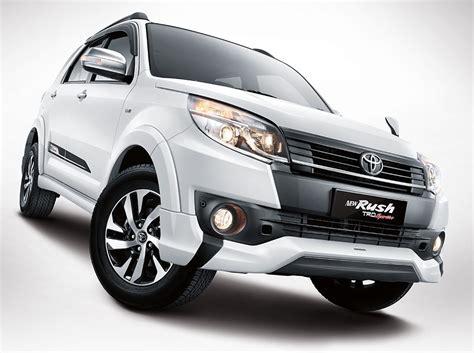 Karpet Mobil Trd Sportivo Daihatsu Terios toyota daihatsu terios facelift now in indonesia