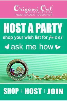Host An Origami Owl - origami owl jewelry bar ideas on origami owl