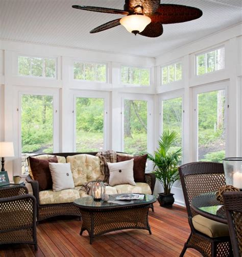 How To Decorate A Sunroom On A Budget 25 beautiful sunroom decorating ideas and house design