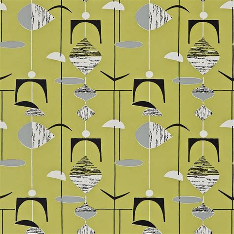 50s design buy sanderson dfif210216 mobiles wallpaper 50s fashion