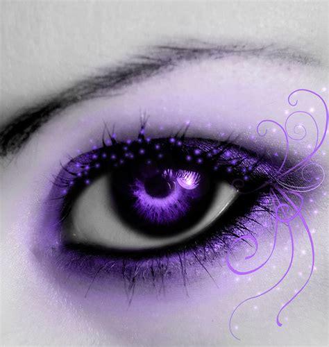 amethyst eye color amethyst eye by seledrian on deviantart