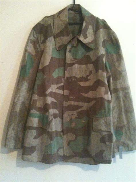 design camo jacket german quot green splinter quot pattern camo jacket