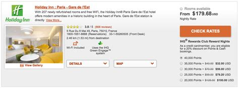 Redeem Ihg Points For Gift Cards - protips get the best redemption value for your ihg rewards club points