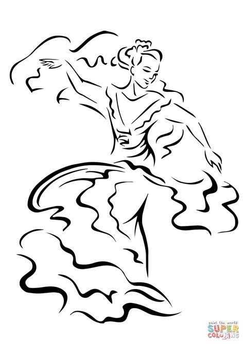 coloring book aztec sun mexicana cinco de mayo cinco de mayo dancer coloring page free printable
