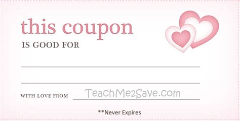 printable valentine s day coupon book template free valentine s day coupon book printables funtastic life