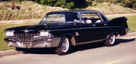 Chrysler Imperial 1960 by Kenyon Wills 1960 Chrysler Imperial