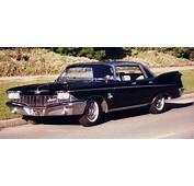 Kenyon Wills 1960 Chrysler Imperial