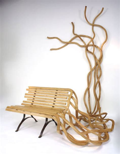 artistic benches artistic furniture creative custom wood benches chairs