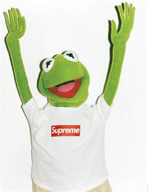 Kaos Think Green Kermit S Xl 10 best images about supreme on supreme wallpaper nyc and fitness inspiration