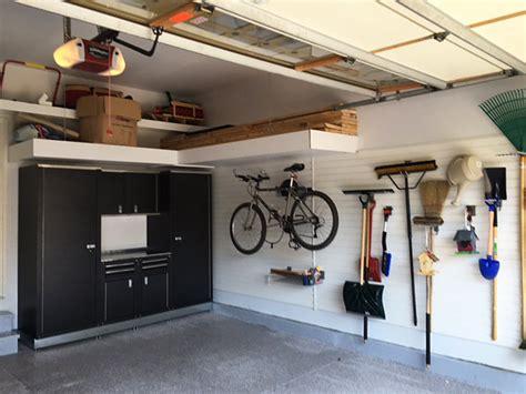 Garage Organization Toronto 2 Car Garage Transformation Toronto Nuvo Garage