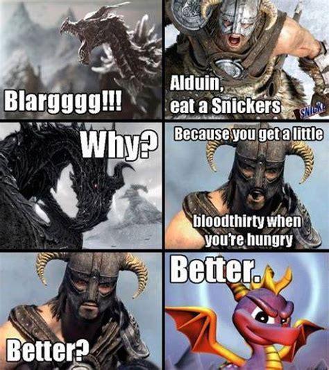 Dragonborn Meme - epicstream